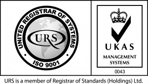 ISO 9001 URS UKAS